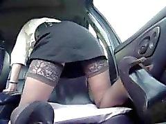car homemade voyeur exhibitionists