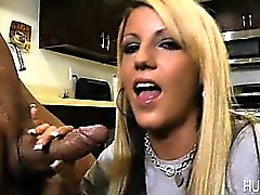 big cocks blondine blowjob interracial