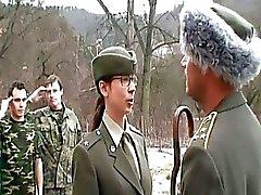 hardcore milf military