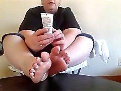 kinky kink feet footfetish