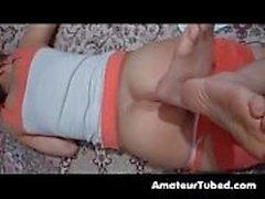 amateur cum sexy ass