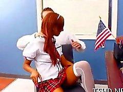 blowjob hardcore schoolgirl teacher