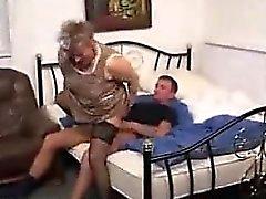 anal granny hardcore nylon