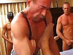 gay gay group sex bareback
