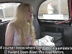 amateur blonde blowjob european