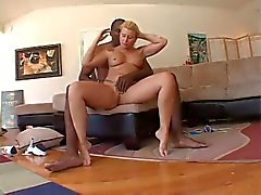 blondes cumshots interracial milfs