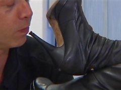 kink boots feet