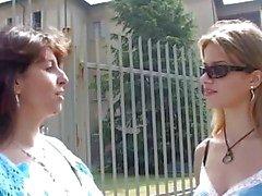 italiano jovens de idade adolescentes