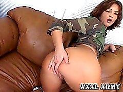 anal ass brunette teen
