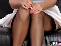 brunetta europeo tastare lesbica leccare