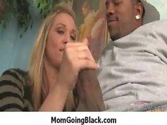 maduro negro interracial