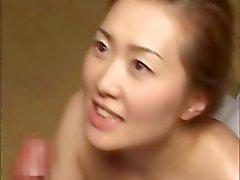 amateur asiático puma duro mamá caliente
