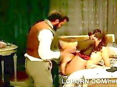 couple peeing hairy vintage