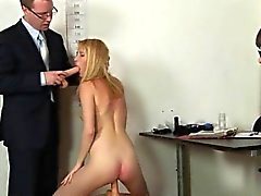 blonde fetish masturbation threesome toys