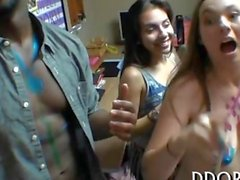 amateur college lesbian party