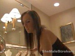 shemalestrokers quinn shemale tgirl