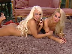 Lucy Summers and Sami J on RLC 2-4-1