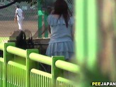 amateur asian fetish outdoor public