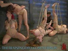 bdsm anal hardcore rough spanking