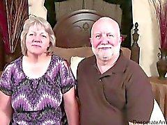 couple mature granny big tits amateur