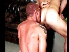 gay gay couple bareback muscular big cock