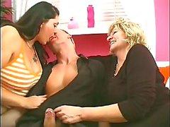 blowjobs brunettes bbw tits big boobs