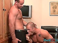 blowjob dick gay hunk stud