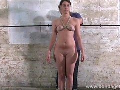 bdsm brunette fetish hd small tits