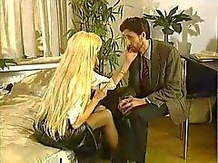 sexo en grupo peludo vendimia