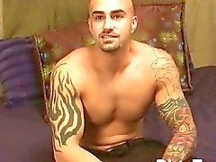 гей ломоть мышца татуировки