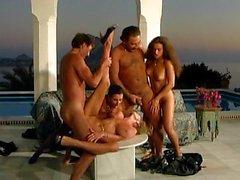 gruppen-sex anal sex double penetration