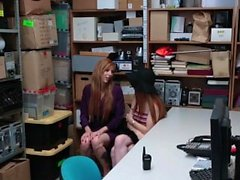 ShopLyfter - Catching and Fucking Red Head Thief