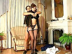 anal brunettes russian stockings