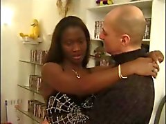 amateur anal blowjob interracial