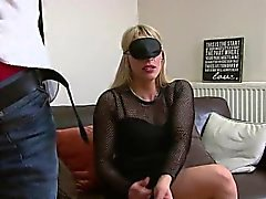 Brittany Bardot has always enjoyed being blindfolded...
