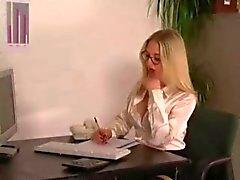 blondjes handjobs kousen