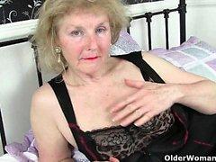 british granny hd