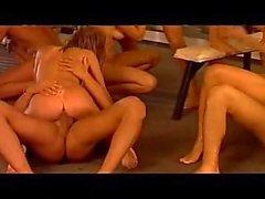 oral sex dp orgy