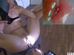 couple masturbation blonde toys