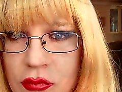 Tranvestite PVC Mistress