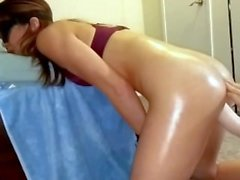 le cul -fuck amateur anal asiatique