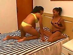 brésilien lesbiennes