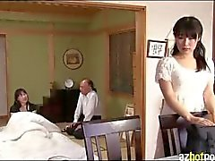 Slut having Sex With A Dirty Old Man
