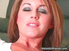 amateur brunette fetish