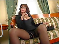 brunettes hairy matures