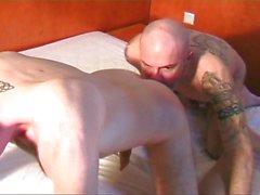 anal sex bareback blowjob