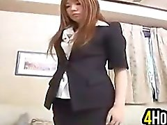 couple masturbation asian pantyhose footjob