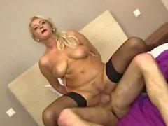 couple vaginal sex oral sex blonde