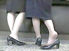 foot fetish milfs stockings