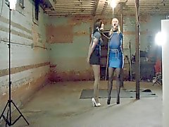 bdsm bondage matures nylon